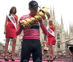 Hesjedal wins the Giro d'Italia