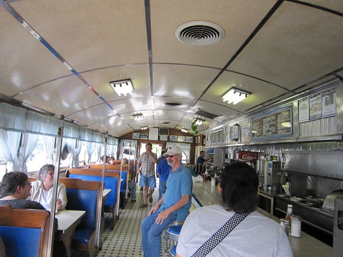 Wilson's Diner - Retro Roadkid Photo Interior