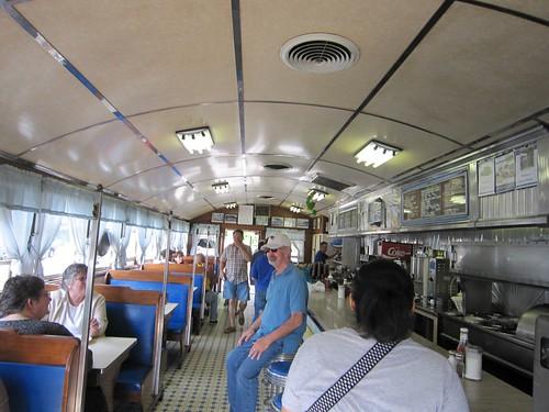 Wilson's Diner - Retro Roadkid Photo Interior