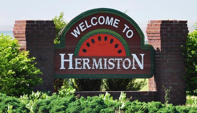 Welcome to Hermiston