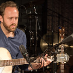 Wed, 30/05/2012 - 10:58am - Great Lake Swimmers perform live in WFUV's Studio A. photo by Erica Talbott