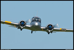 Avro Anson Display