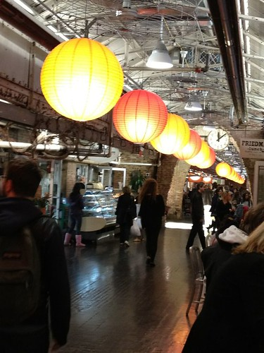 Meat Packing District and the Chelsea Markets