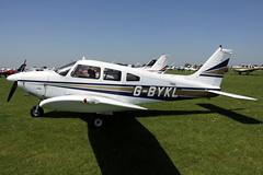 Pa28 G-BYKL