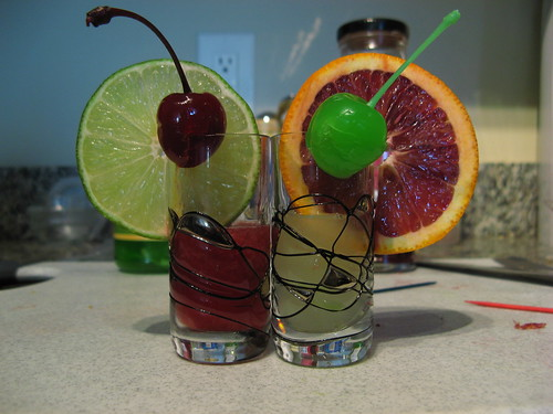 Lime & Orange
