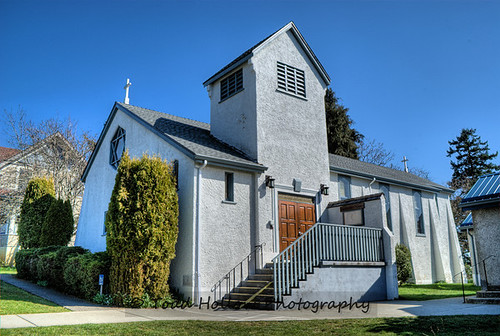 Saint Peter's Anglican Church - Comox, BC, Canada