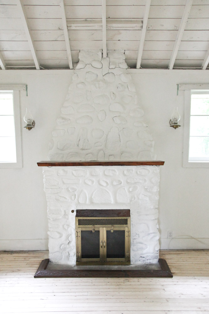 Fireplace Design plaster fireplace : Search Results white floors at KITKA design toronto