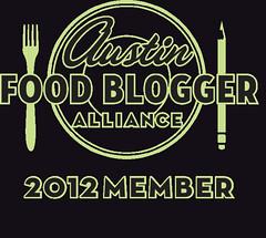 2012 AFBA Member Badge