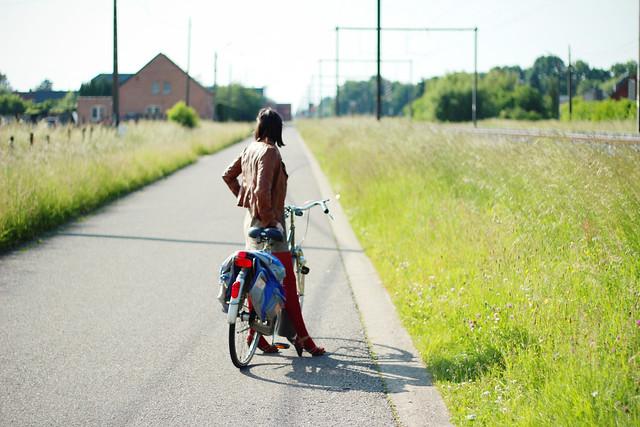 bike ridee