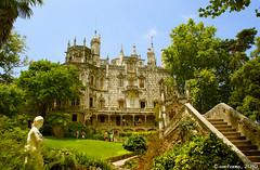 Quinta da Regaleira (Sintra, Portugal)