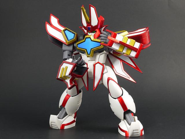 超級火王(スーパーグランゾード)
