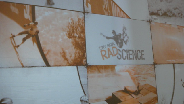 Rad Science: 1AM x Lawrence Hall of Science x Tony Hawk