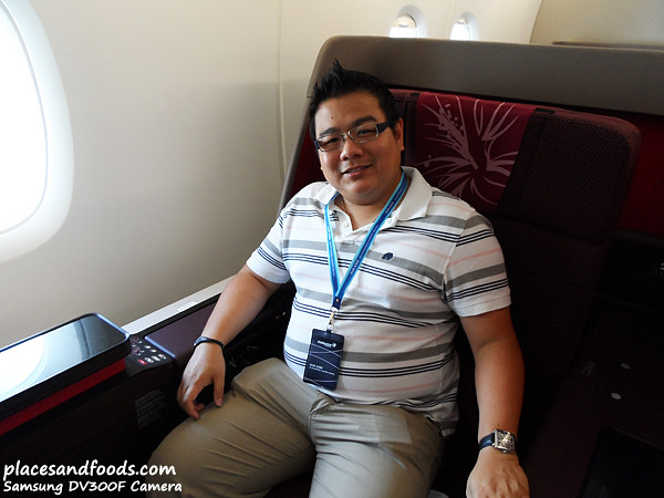 Malaysia Airlines A380 First Class4
