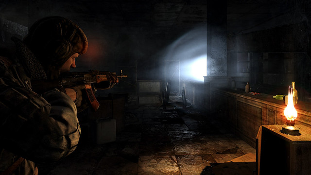 E3 2012: Metro: Last Light Pre-E3 Preview