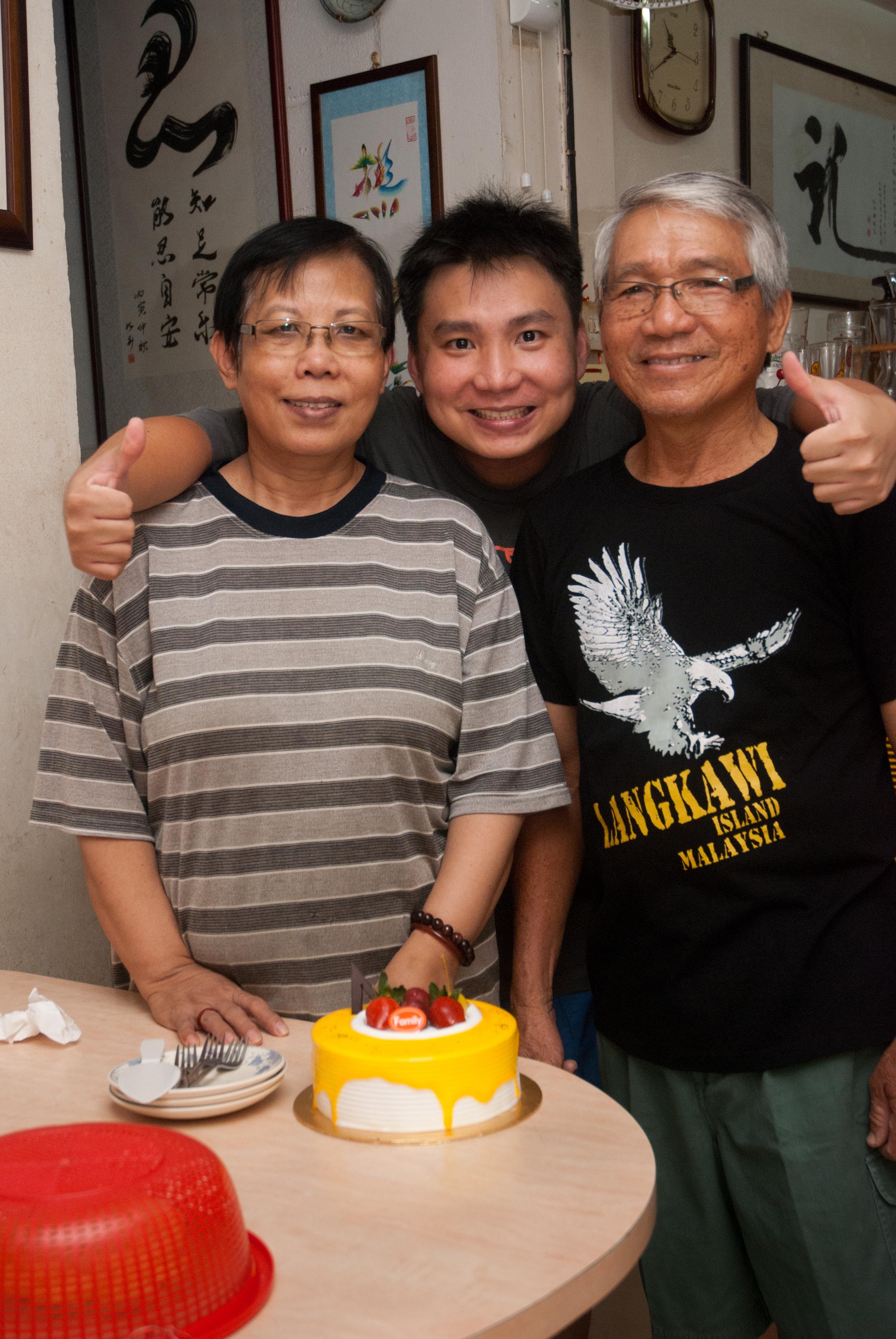 Raymond Tan Cake Pop Tutorial