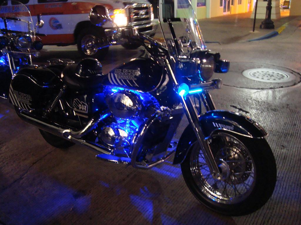 Policia de Puerto Rico Mayaguez Motora Policia Estatal de Puerto Rico Mayaguez