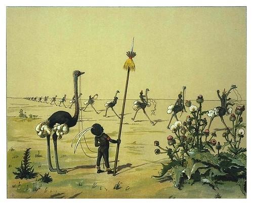 009-Marcha austriaca-Afrika  Studien und Einfaelle eines Malers 1895- Hans Richard von Volkmann- Universitätsbibliotheken Oldenburg