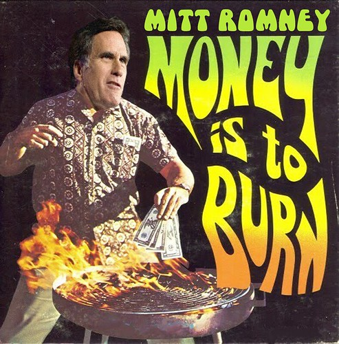 ROMNEY COLLECTOR LP by Colonel Flick