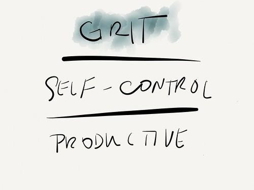 Grit.