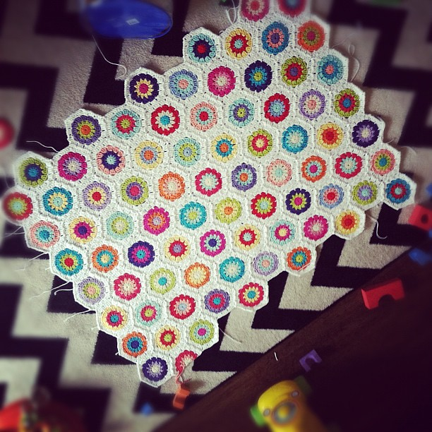 More. Hexagons.