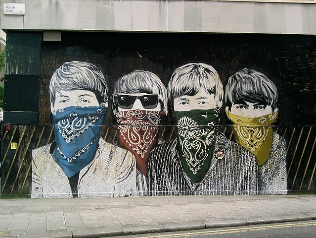 Gagged Beatles