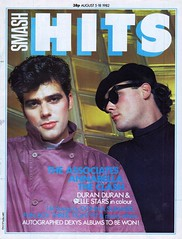 Smash Hits, August 05, 1982