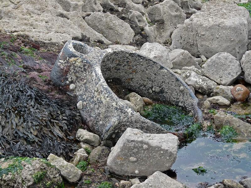 24994 - Unidentified Shipwreck, Oxwich Poin