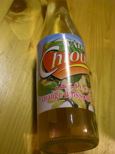 orangenblütenwasser