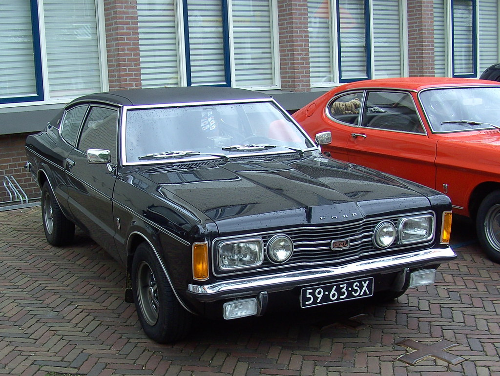 1973 ford taunus 2000 coup a photo on flickriver. Black Bedroom Furniture Sets. Home Design Ideas
