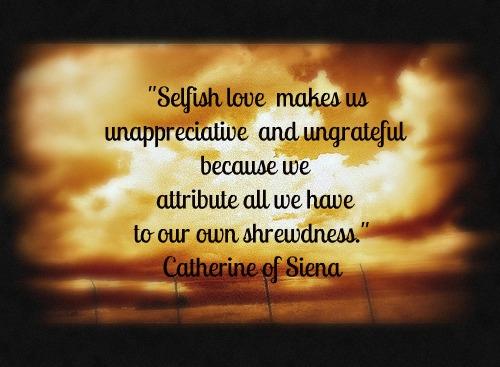 Selfish Love | Flickr - Photo Sharing!
