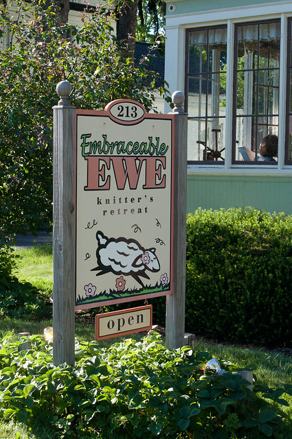 Trunk Show - Embraceable Ewe, Hamburg, NY
