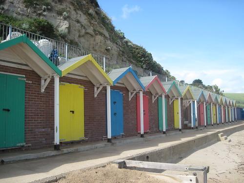 Rainbow Beach Shacks