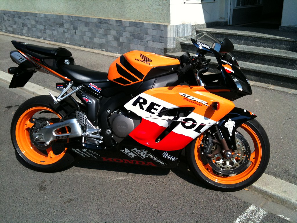 Cheap Honda For Sale By Owner Honda CBR 1000 RR-5 Repsol - a photo on Flickriver