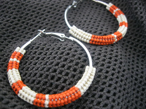 Small Hoop Earrings by MS_KIZZI