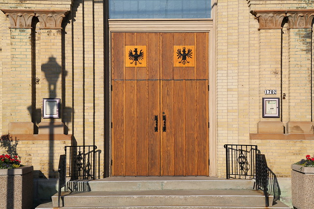 The Doors of St Hedwig's