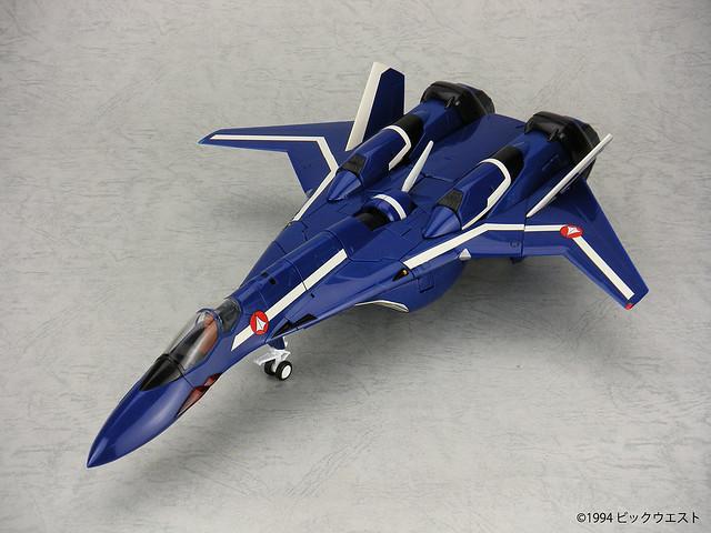 Yamato 1/60 VF-19S Emerald Force