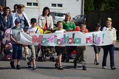 Māmiņskola Priekules Ikara svētku gājienā