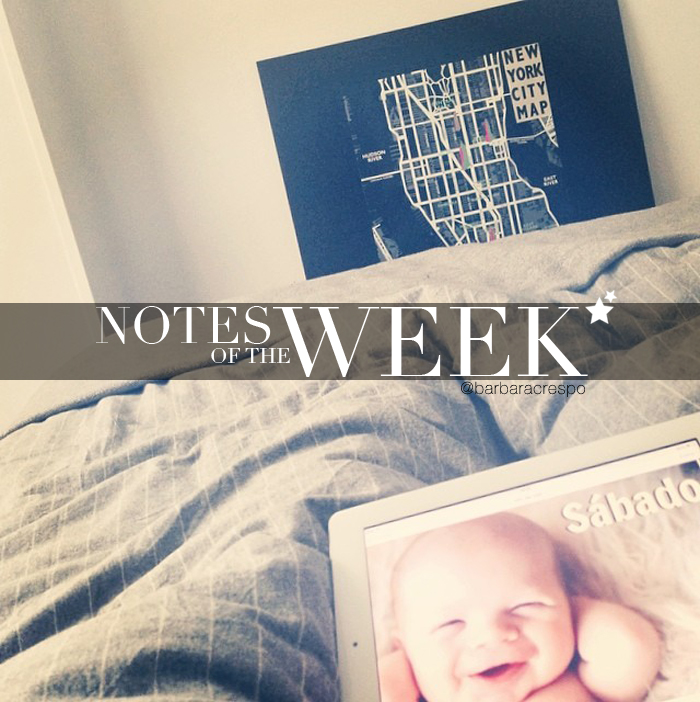 notes of the week barbara crespo tumblr social media instagram youtube instavideo