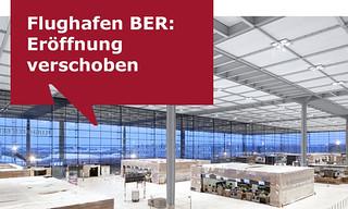 BER Eröffnung verschoben