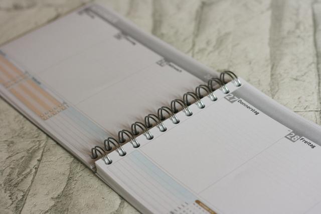 Gewinnspiel / Persönlicher Kalender