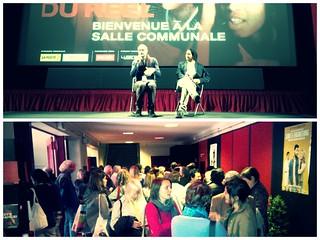 Participación mexicana en el Festival Visions du Réel en Nyon, Embajada de México en Suiza