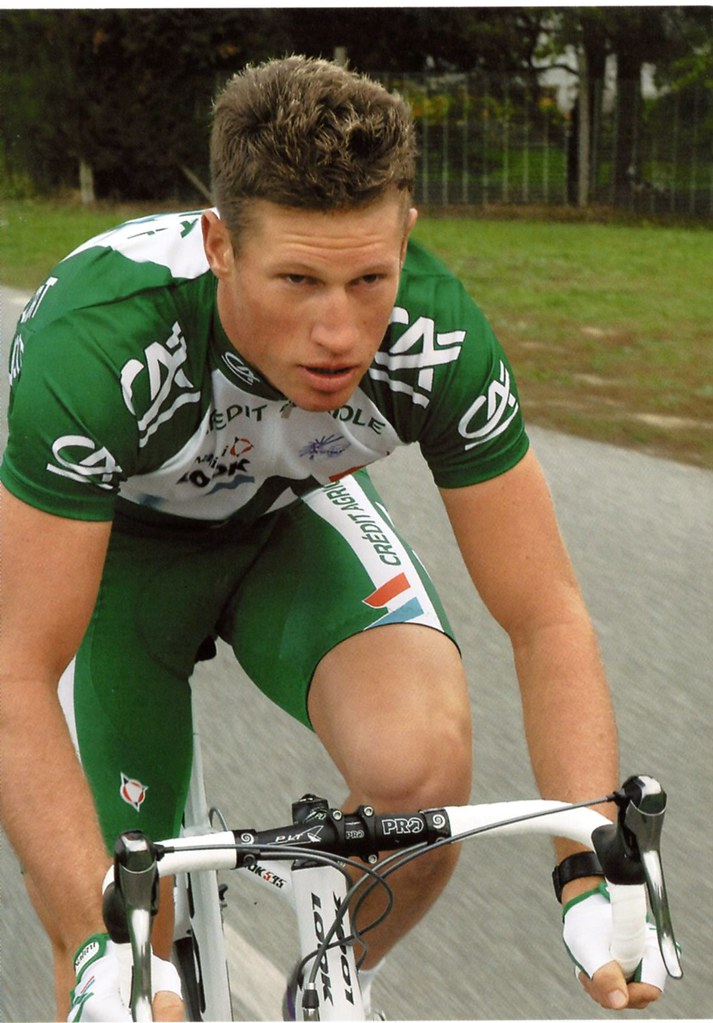 Credit Agricole 2007 / RENSHAW Mark