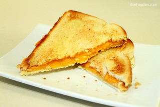Arnold Bread Grilled Cheese