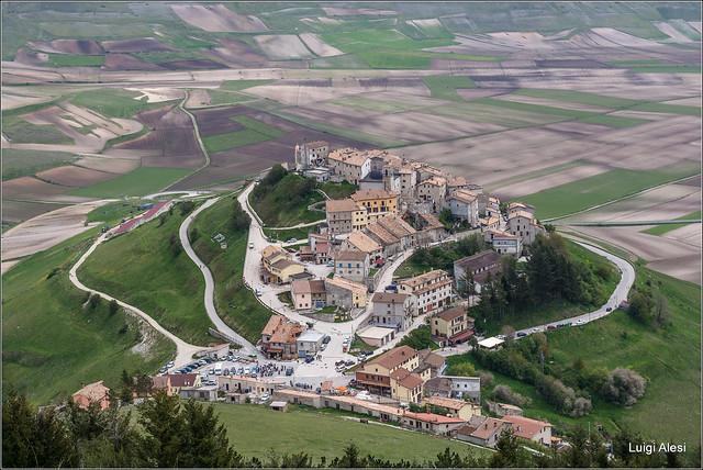 Sibillini - Castelluccio di Norcia