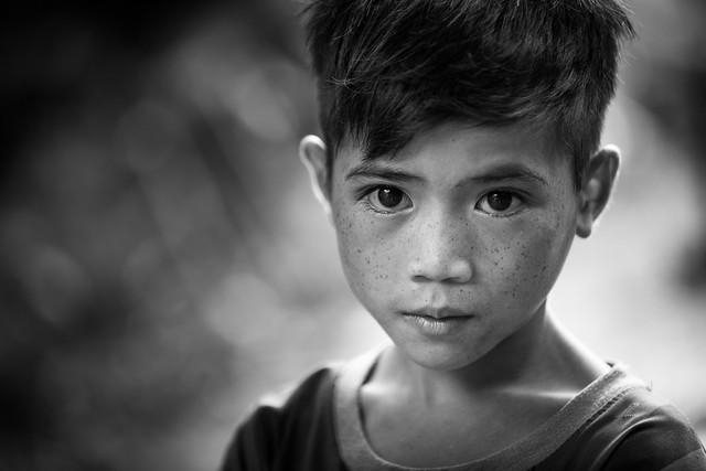 Vietnam: portrait dans un village