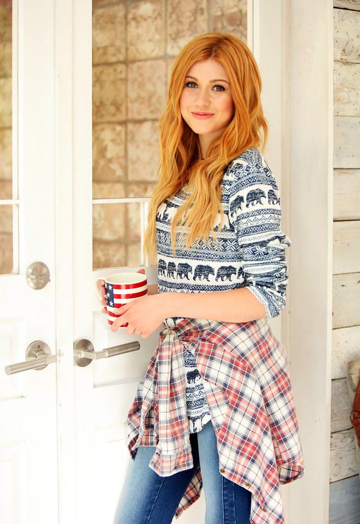 Кэтрин МакНамара — Фотосессия для «Wallflower Jeans» 2016 – 37