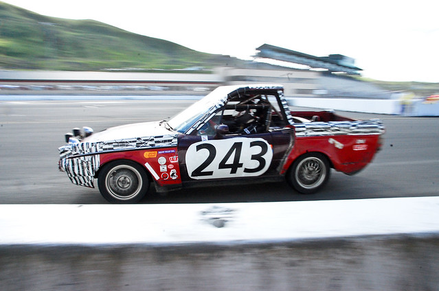 24 Hours of LeMons at Infinion