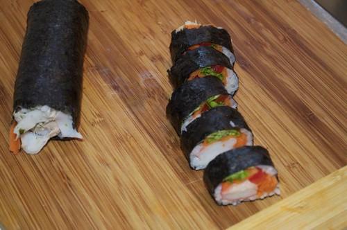 sushi roll 18