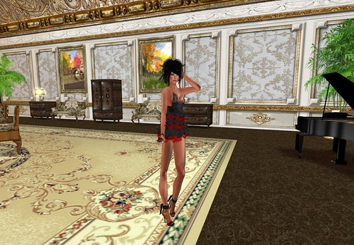 *Stars*Fashion* Velour Stars promotion 99 lindens (1 week) by Cherokeeh Asteria
