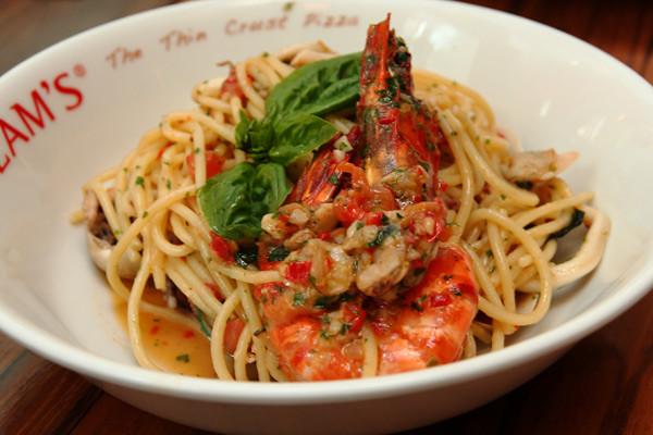 Seafood.Pasta